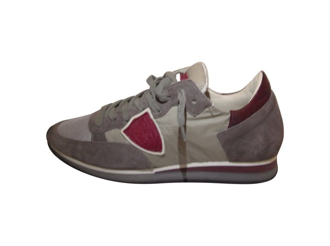 low priced 65179 4306a Philippe Model Sneakers Sneakers Cloth Multiple colors ref.26675