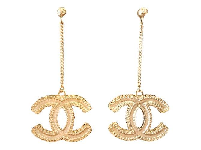 Chanel Earrings 2017 Collection Unworn Other Golden Ref 27190