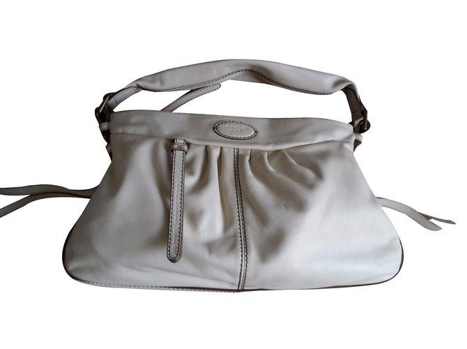 Lancel Beige Handbag fKVKfz7w