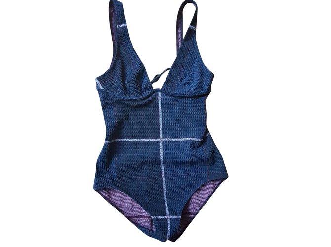 Chanel Swimwear Swimwear Elastane Black ref.27476