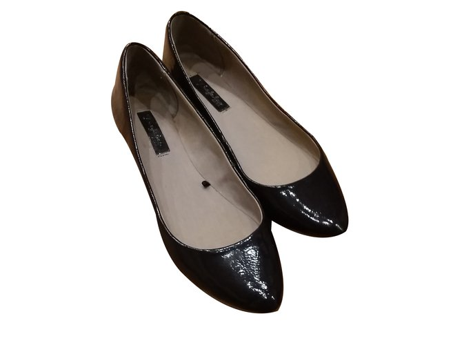 Zara Shoes Heels Patent Leather Blue Ref 27904 Joli Closet A pair of zara shoes makes your outfit just a little bit more special and. shoes