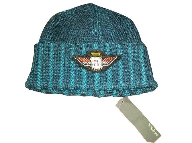 Chapeaux, bonnets, gants Autre Marque Bonnet Mexx Coton Blanc ref.28008