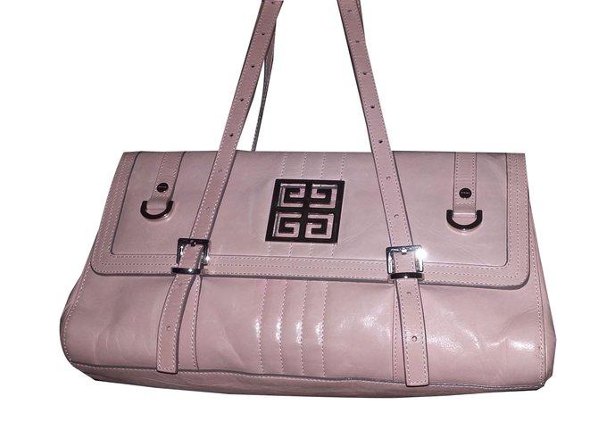 02e12089c8b Givenchy Handbag Handbags Leather Pink ref.28939 - Joli Closet