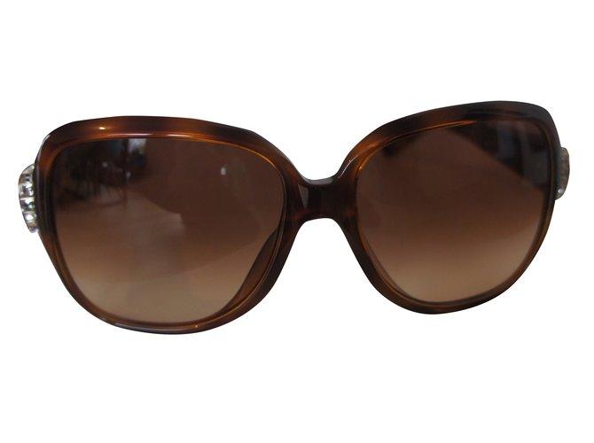Chloé Sunglasses Sunglasses Plastic Brown ref.29095
