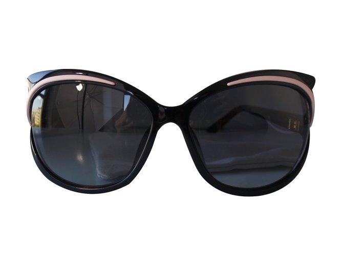 Closet Audacieuse Noir Dior 29137 Joli Plastique ref 2 Lunettes 85wS64qS