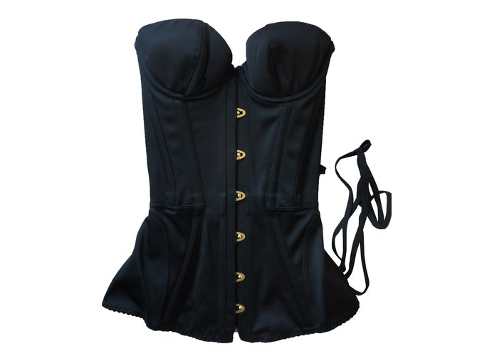 5bf200292b Agent Provocateur Mercy Corset Intimates Other Black ref.30375 ...
