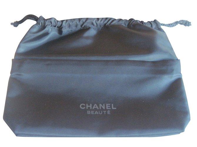 Chanel Makeup Bag Purses Wallets