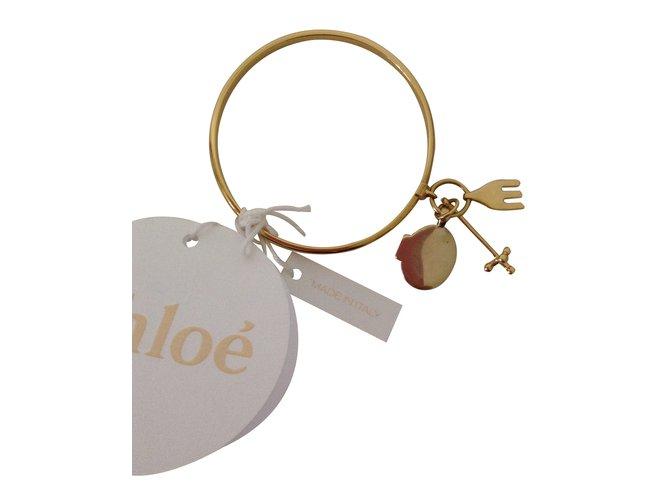 Chloé Bracelet Bracelets Other Golden ref.31014