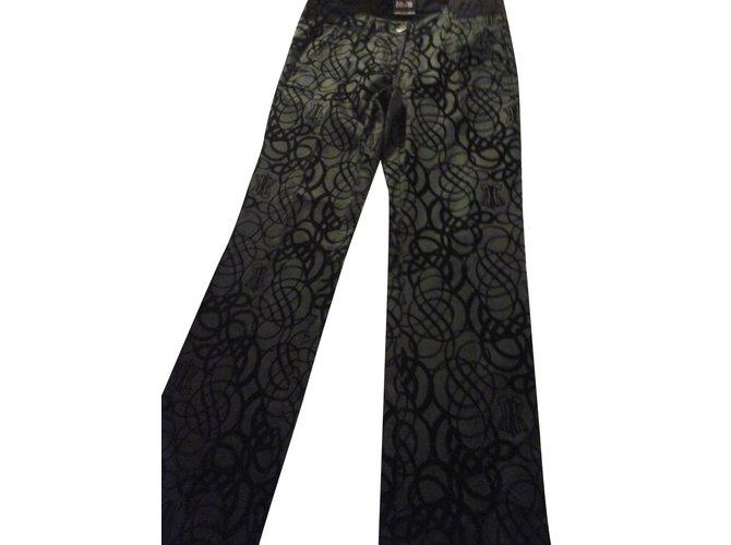 601ea7e956fca Jean Paul Gaultier Jeans Jeans Cotton Black ref.31805 - Joli Closet