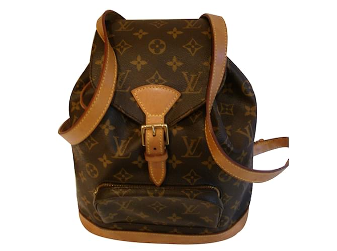 4f49c036f1d0 Louis Vuitton Backpack Backpacks Leather Other ref.31860 - Joli Closet