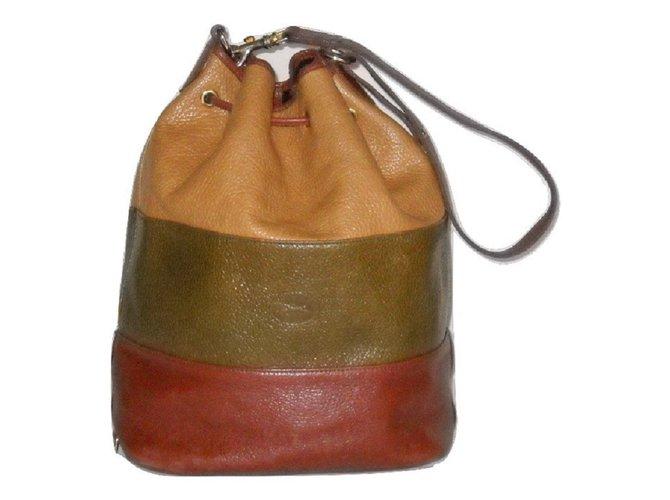 c19fbc68ee53 Longchamp Handbag Handbags Leather Brown