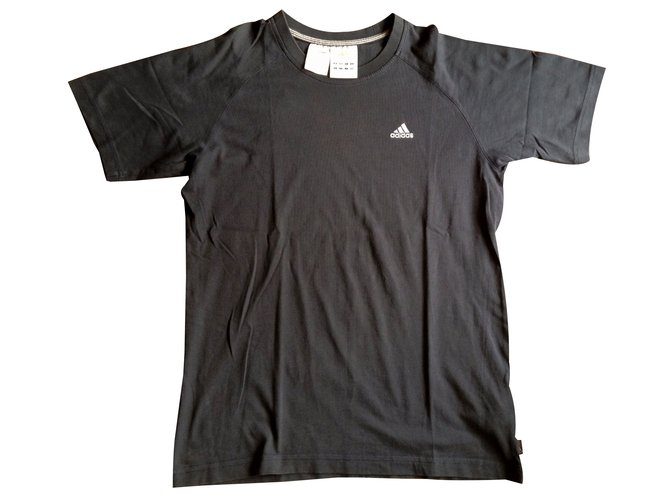 Adidas Top Tops Tees Cotton Blue ref.32213
