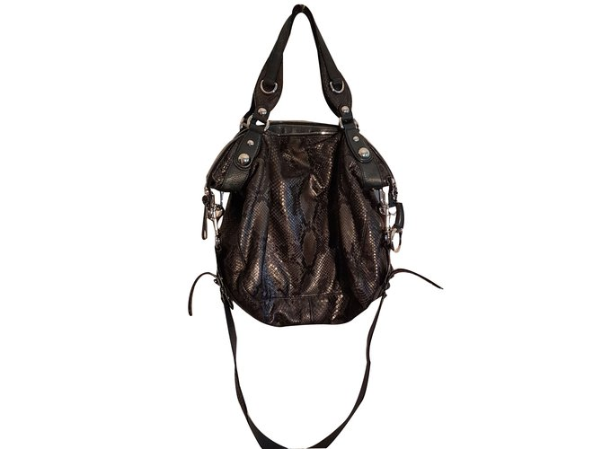 e561aa3aa Gucci Handbag Handbags Exotic leather Blue ref.32503 - Joli Closet