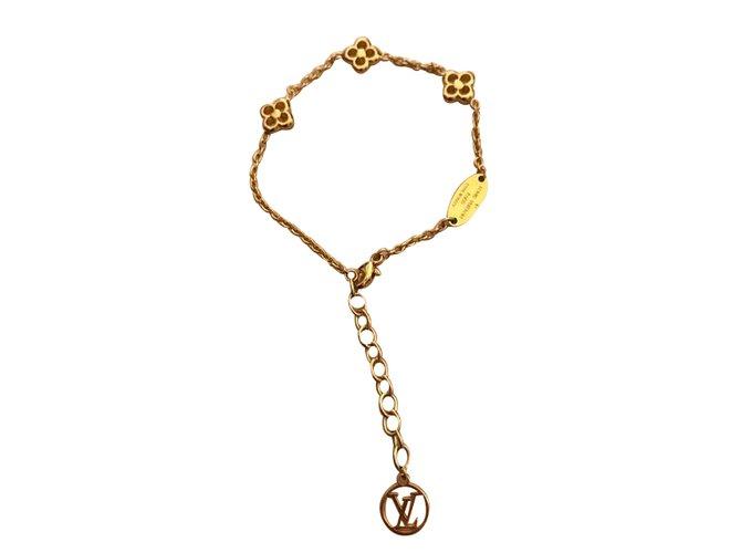 Bracelets Louis Vuitton Bracelet Flower Full Autre Dor 233