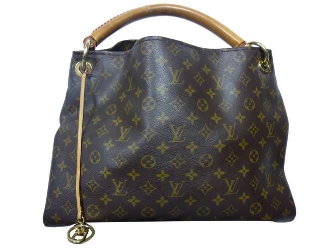 1bb2057b3d25 Sacs à main Louis Vuitton Sac à main Louis Vuitton Artsy MM Monogram ! Cuir,