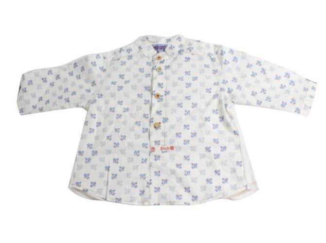 Kenzo Top White Blue Cotton  ref.34446