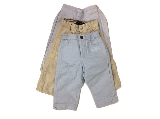 Burberry Burberry, Dior, Jacadi Pants Cotton Other ref.34447