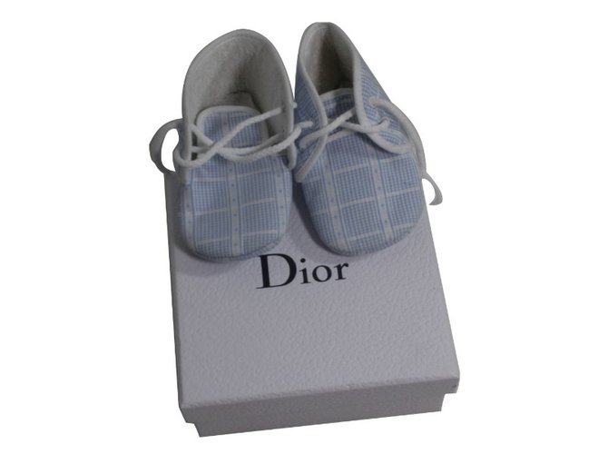 Baby Dior Sneakers First steps Cotton