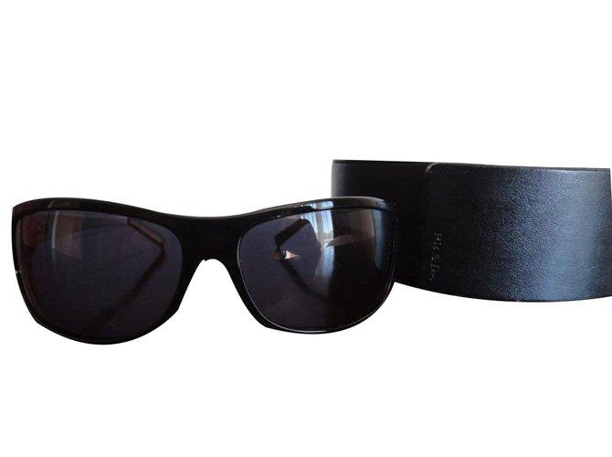 lunettes prada lunettes verre noir joli closet. Black Bedroom Furniture Sets. Home Design Ideas