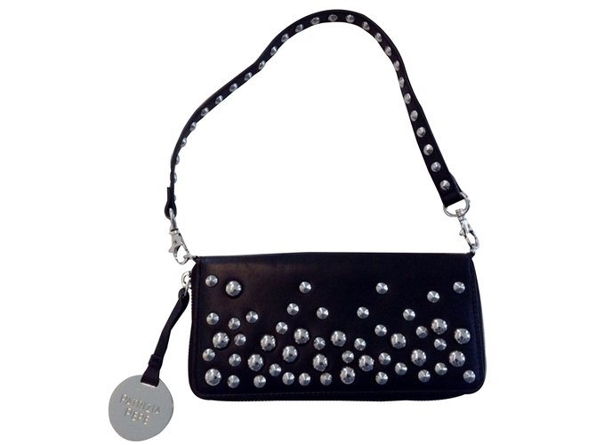 f38c66ca54 Patrizia Pepe Wallet Wallets Leather Black ref.35071 - Joli Closet