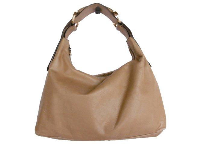 17f7c61cd Gucci Gucci Horsebit Hobo Shoulder Bag Handbags Leather Other ref.35616