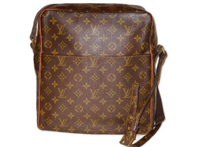71878b1aedfe Louis Vuitton LOUIS VUITTON vintage Marceau Bags Briefcases Synthetic