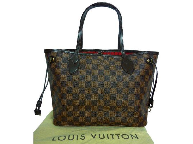 vente chaude New York meilleur pas cher Sacs à main Louis Vuitton Cabas Louis Vuitton Neverfull PM à ...