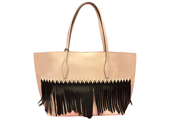 ceeec982511b Tod s joi Handbags Leather Black