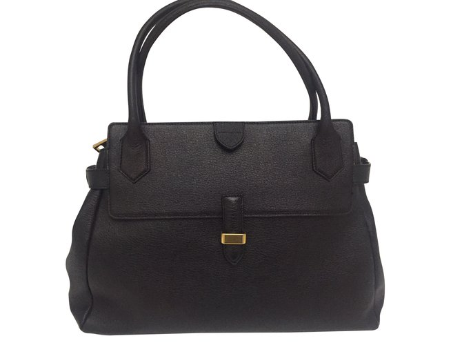 56c0dd5761286 Marc Jacobs Handbag Handbags Leather Black ref.36767 - Joli Closet