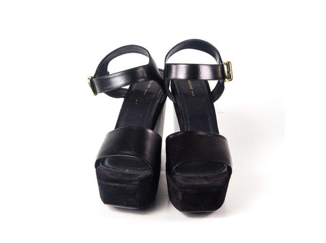 Céline PlatformSandals Sandals Leather