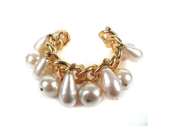 bracelet perle vintage