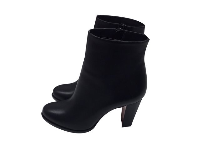 outlet store 94860 d070d Adox ankle boot with side zip ,