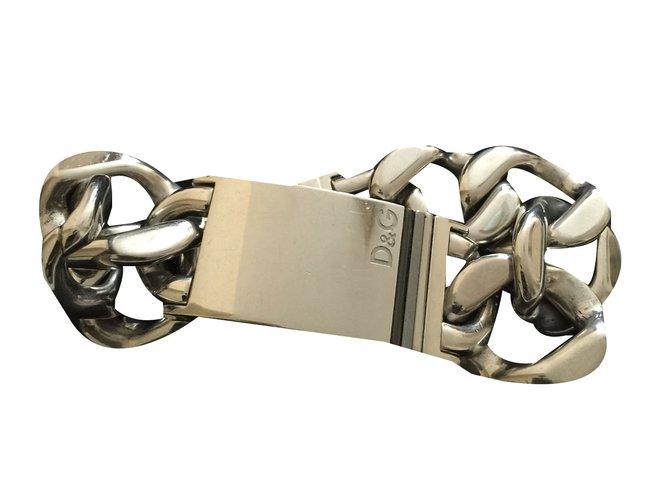Dolce & Gabbana Bracelet Bracelets Other Silvery ref.38237