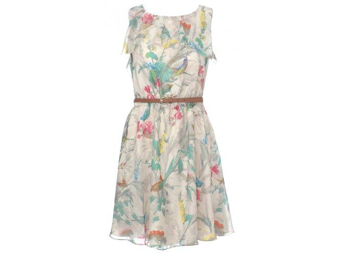 091046da686 Ted Baker Timoxa Dresses Polyester Multiple colors ref.39051 - Joli ...