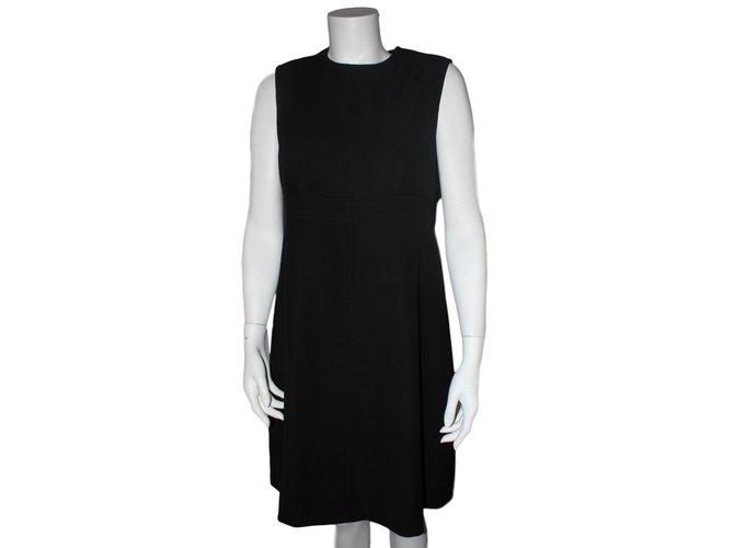Louis Vuitton Uniform Dress Dresses Polyester Black Ref39706 Joli