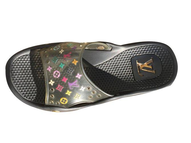 8f51a46ba6d7cb Louis Vuitton Men Sandals Men Sandals Plastic Multiple colors ref.41319