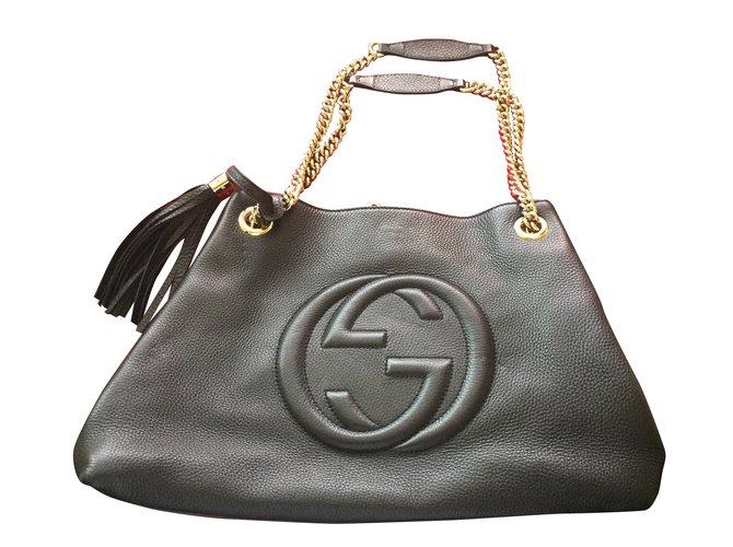 1f0a22fcd997 Gucci Handbags Black - Foto Handbag All Collections Salonagafiya.Com