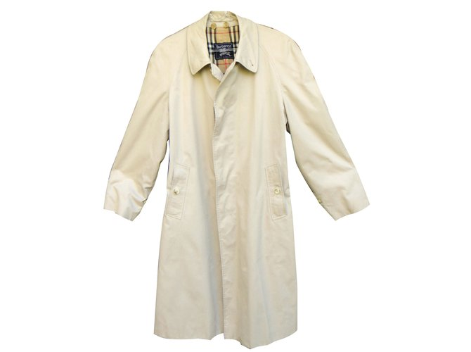 manteaux homme burberry imperm able coton polyester laine. Black Bedroom Furniture Sets. Home Design Ideas