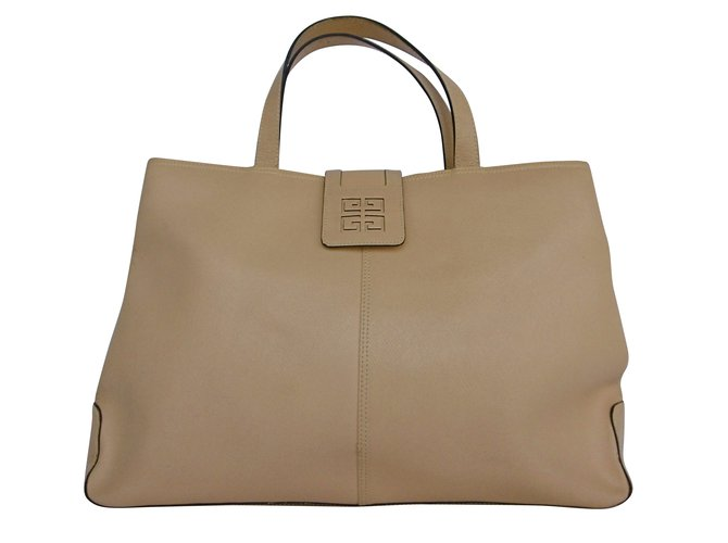 Closet À 42568 Cuir Joli Givenchy Main Sacs Ref Beige 8wq7Cfpx