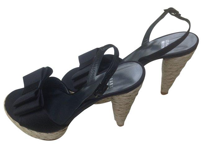 Stuart Weitzman Cloth Heels S0nRCu2