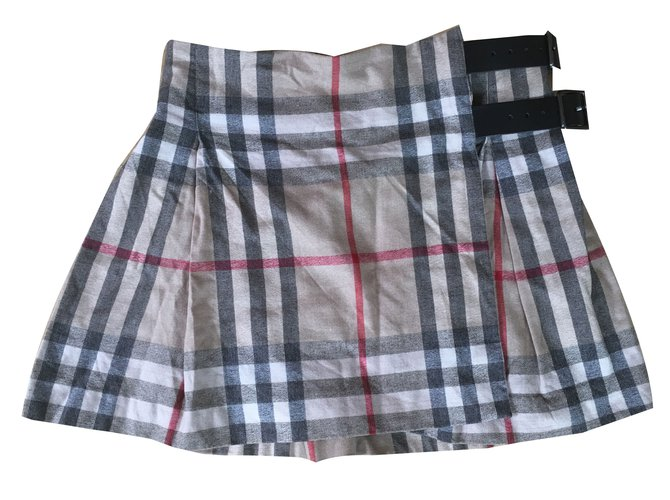Burberry Skirts Skirts Other Multiple colors ref.43239
