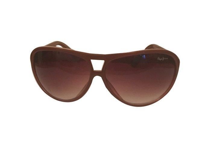 b00513ff10 Pepe Jeans Sunglasses Sunglasses Plastic Brown ref.43311 - Joli Closet