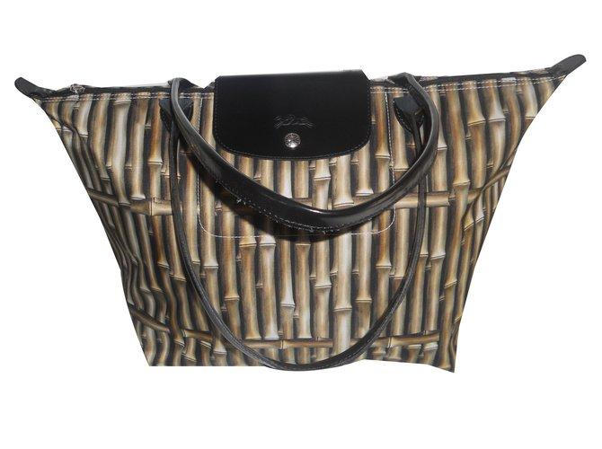 ff2922b96445 Longchamp Handbags Handbags Leather Multiple colors ref.44851 - Joli ...