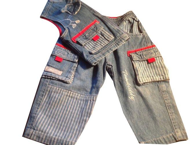 Les ensembles garçon Autre Marque Jeans Jean Bleu ref.44985