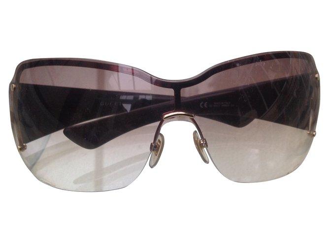4204966a6eb Gucci Sunglasses Sunglasses Other Brown ref.45528 - Joli Closet