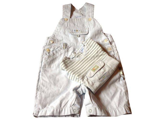 Autre Marque Bodysuits Blue Cotton  ref.45628