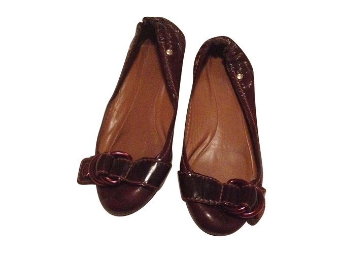 Chloé Chloe Ballet Flats Ballet flats Patent leather Other ref.45931