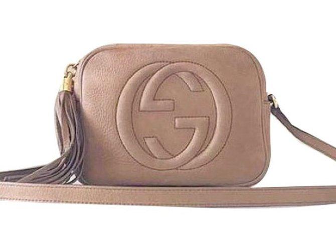 Gucci Soho disco Handbags Other Brown ref.46023 - Joli Closet e582c427839