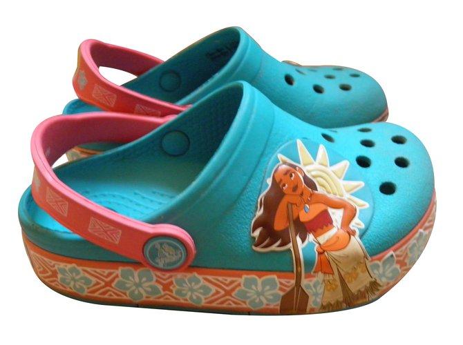 Autre Marque crocs Kids Sandals Kids Sandals Rubber Multiple colors ref.46704