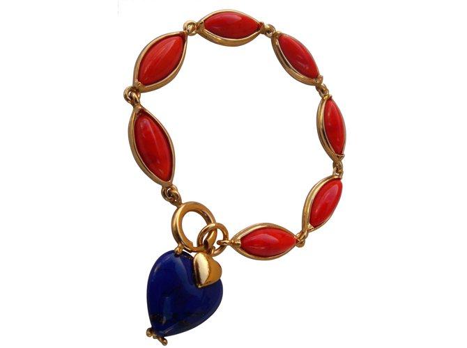 54a18cb25c8 Yves Saint Laurent Bracelet Bracelets Gold-plated Multiple colors ref.46782